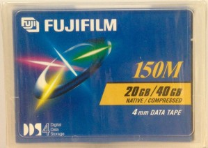 FujiFilm 4mm DDS4 20 40 GB 150m 26047350